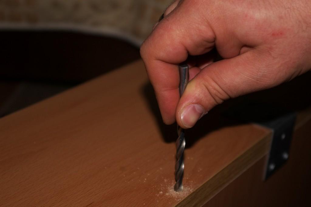 Фрезенките за фрезенковите винтове се правят на ръка