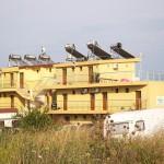 Арапя - хотел Кораба
