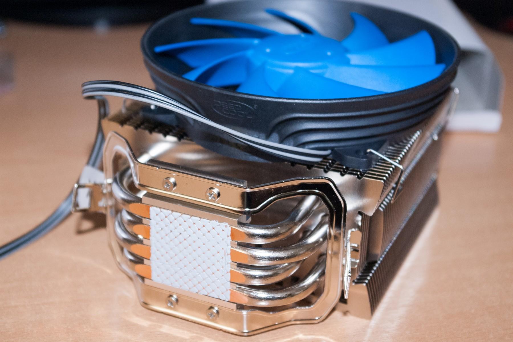 DeepCool GAMMAXX S40