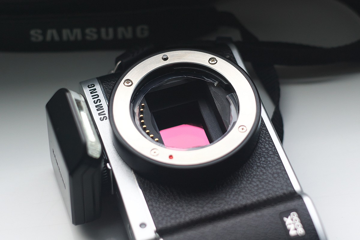 PK-NX lens adapter - ring