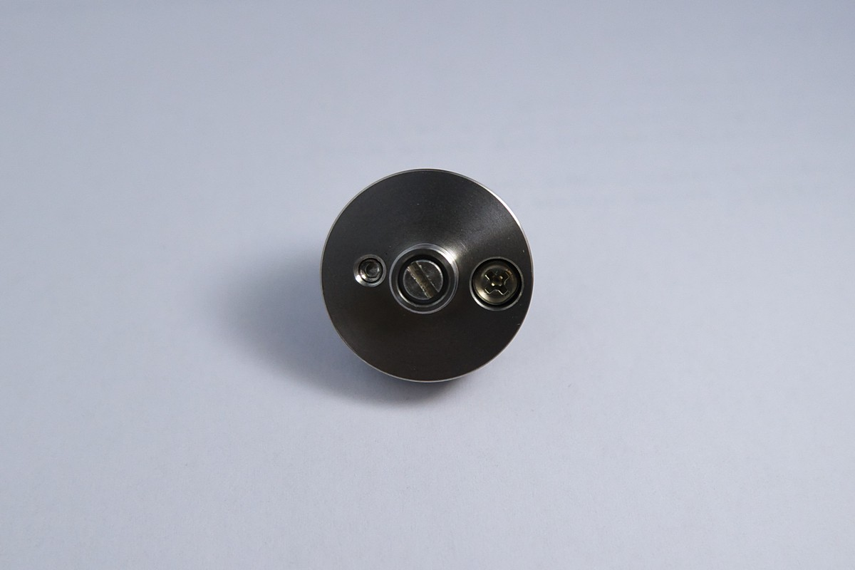 Replaceable Atomizer Base for Kayfun Lite Plus V2