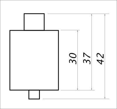 Kayfun Pico - dimensions