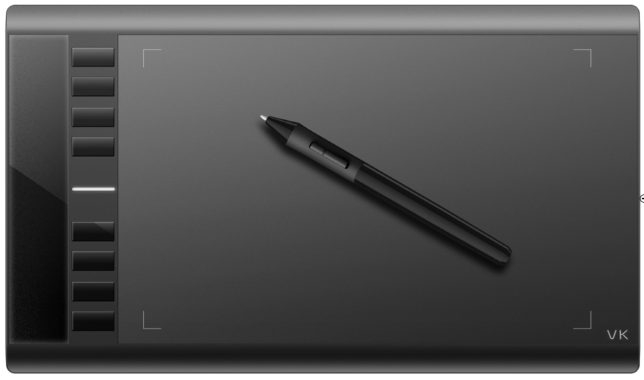 Ugee M708 - графичен таблет
