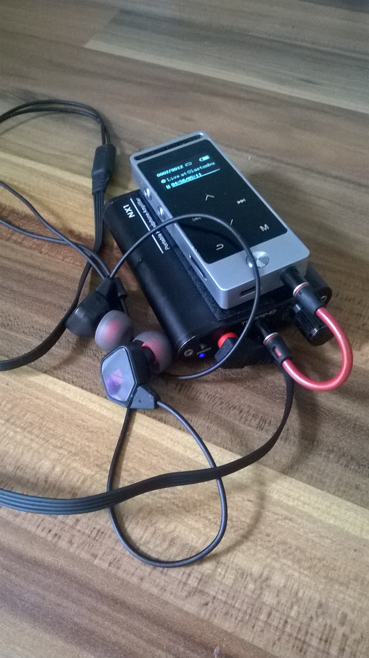BENJIE S5 Entry-level Lossless Music Player