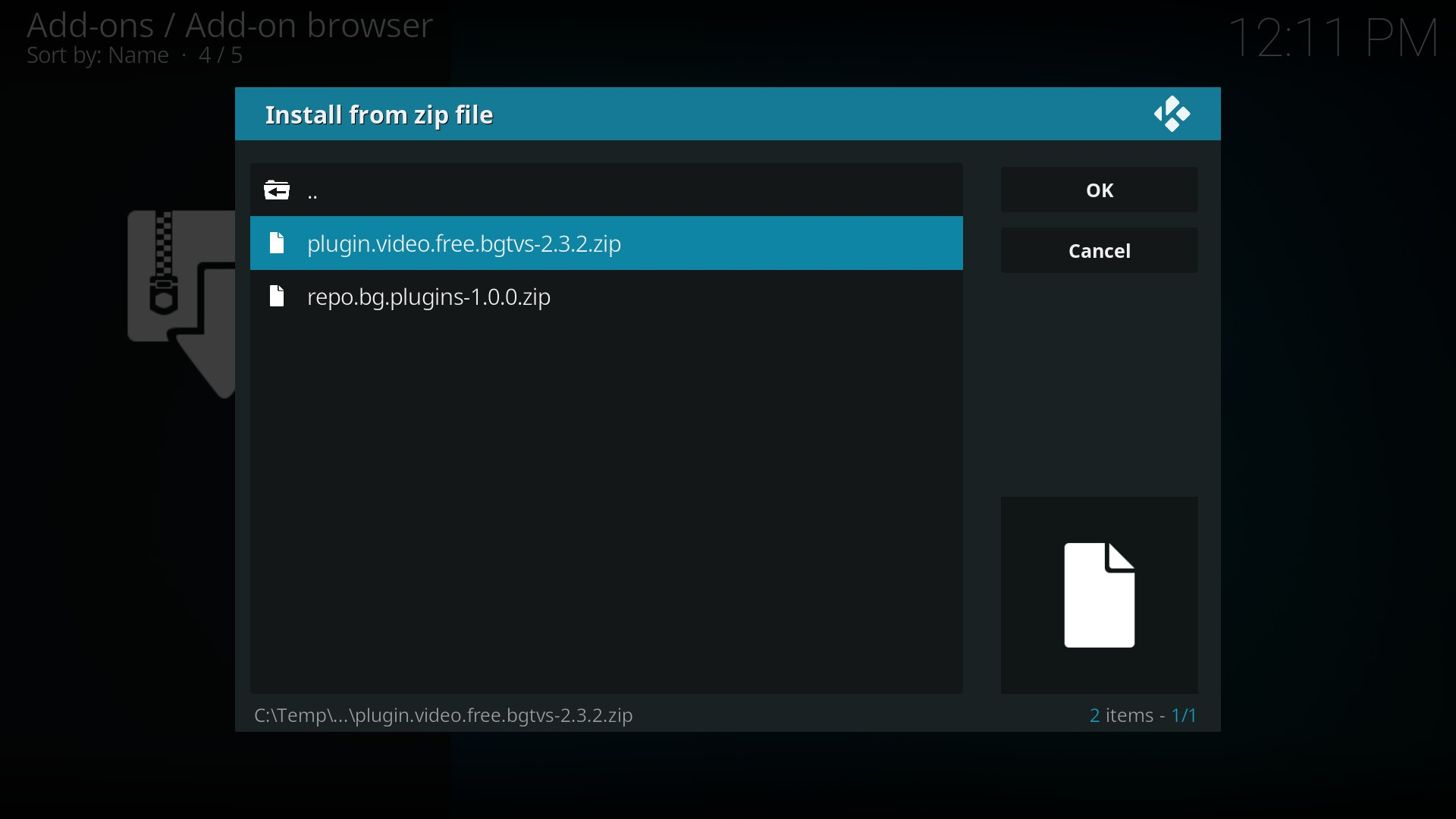Kodi 17.4 Krypton - plugin.video.free.bgtvs-2.3.2.zip
